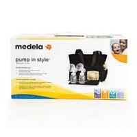 Medela Pump In Style Slouch Bag Breast Pump