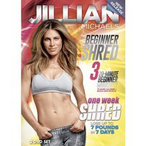 Jillian Michaels: Beginner Shred / One Week Shred