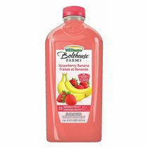 Bolthouse Farms Strawberry Banana Fruit Juice Smoothie