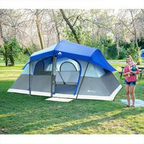 Ozark Trail 2-Pièce non-instantané Douche Tente Outdoor Camping Randonnée Neuf