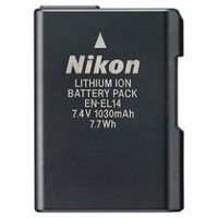 Accumulateur Li-ion rechargeable EN-EL14 de Nikon