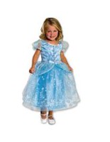 Rubie's Light Up Crystal Princess Child Costume Small