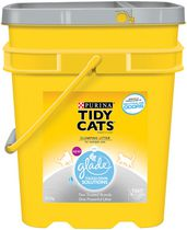 Tidy Cats with Glade Clumping Cat Litter 12.3KG