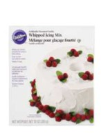 Whipped Vanilla Icing Mix