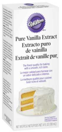 Pure Vanilla Extract Flavour