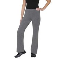 Pantalon de yoga Athletic Works pour femmes en jersey TG