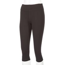 Athletic Works Women's Capri Leggings Black XXLTTG