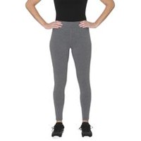 Athletic Works Women's Leggings Grey XXL