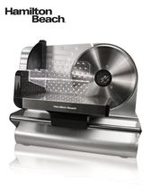 Hamilton Beach 7½-inch Meat Slicer