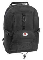 Swiss Alps Backpack - Black