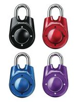 MasterAssorted Lock Speed Dial Padlock