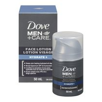 Dove Men + Care® Hydrate + Face Lotion