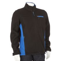 Athletic Works Men's Fleece Jacket Black S/P