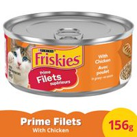 Purina® Friskies® Prime Filets with Chicken in Gravy Cat Food