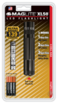 XL50 LED Flashlight BLK