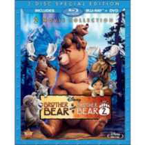 Brother Bear / Brother Bear 2 (3-Disc Special Edition) (Blu-ray + 2 DVDs)