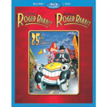 Who Framed Roger Rabbit (25th Anniversary Edition) (Blu-ray + DVD) (Bilingual)