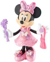 Fisher-Price Disney Minnie Mouse Bloomin' Bows Minnie Playset