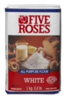 Five Roses® All Purpose Bleached White Flour, 1 Kg