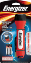 Energizer Weatheready Waterproof LED Flashlight