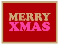Christmas Boxed Cards-Lettering