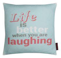 Gouchee Home QUOTES Cushion