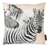 Gouchee Home SAFARI Zebra Cushion
