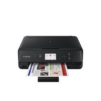 Canon PIXMA TS5020 Wireless Inkjet All-In-One Black Printer
