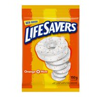 Bonbons Orange-O-Menthe de LifeSavers