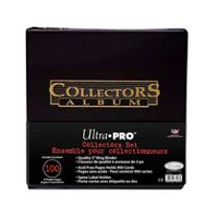 "Ultra Pro 3"" Collector's Binder Album with Pages"