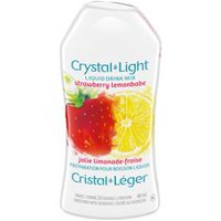 Crystal Light Strawberry Lemonbabe