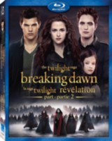 Film Twilight Saga - Breaking Dawn - Part 2 (Blu-ray) (Anglais)