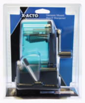 X-ACTO Bulldog Vacuum-Mount Manual Pencil Sharpener N/A