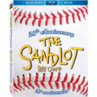 The Sandlot (Blu-ray + DVD) (20th Anniversary Edition) (Bilingual)