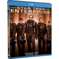 Star Trek: Enterprise - Saison : Un (Blu-ray) (Bilingue)