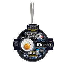 "GraniteStone Diamond 10"" Non-Stick Scratch-Resistant Frying Pan, As Seen On TV"