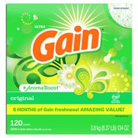 Gain HE Ultra Original Powder Detergent