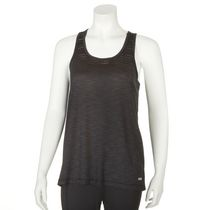Athletic Works Women's Layering Tank Black XL/TG