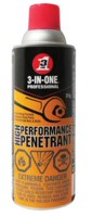 3 IN ONE Professional High Performance Penetrant 311gm