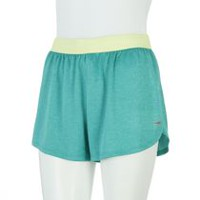 Athletic Works Women's Woven Running Shorts Green M