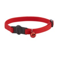 Aspen Red Breakaway Cat Collar