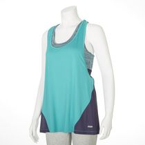 Athletic Works Women's Hybrid Tank Green XL/TG