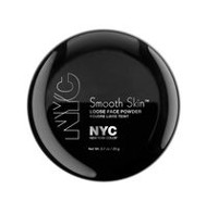 NYC New York Color Smooth Skin Loose Face Powder, 20 g