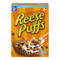 Reese Puffs Crunchy Peanut Butter Whole Grain Cereal