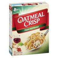 Oatmeal Crisp™ Maple Nut Cereal