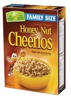 Cheerios™ Honey Nut Cereal, Family Size