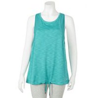 Athletic Works Women's Layering Tank Green XL