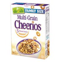 Cheerios™ Multi Grain Cereal, Family Size