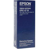 Epson ERC-27B Black Nylon Cash Register Ruban