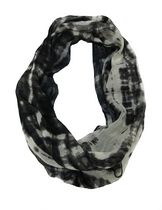 George Women's Light Weight Graphic Print Infinity Loop Scarf